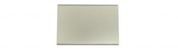 Planetstar Namensschild ohne Gravur für Briefkasten (30x20 mm)