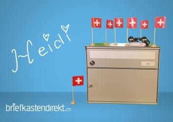 Briefkasten Heidi - Flexibox.ch