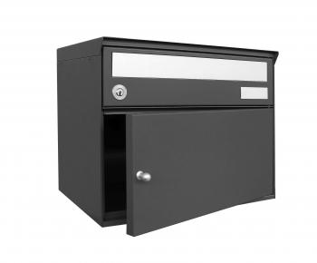 Briefkasten Flexibox Q, Wandmontage