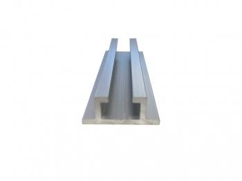 Huber Gravurschild / Briefkastenschild (80 x 25 mm) für Briefkasten