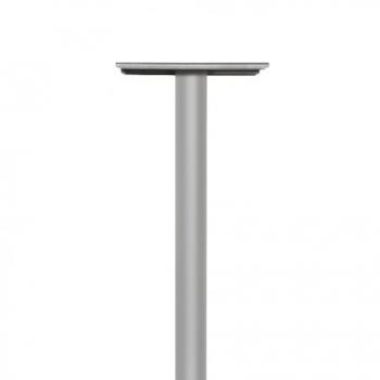 Aluminiumstütze eloxiert rund 114 cm, durchm. 65 mm von Huber