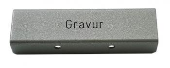 Gravurschild / Briefkastenschild für Stebler s:box 13 und s:box 17 Briefkasten