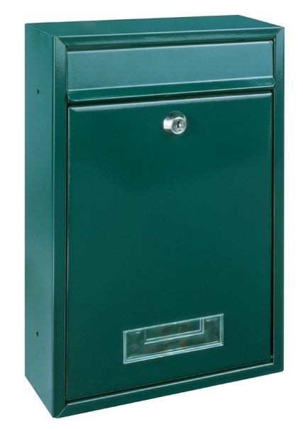 Briefkasten Tarvis grün von Rottner Tresor