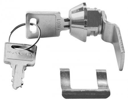 Zylinder zu Briefkasten SB leichte Kröpfung, lange Zunge von Huber