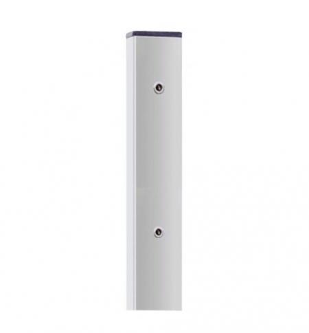 Seitenstütze kurzes Modell vierkant alu, 1,5 m
