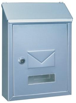 Briefkasten Udine silber von Rottner Tresor