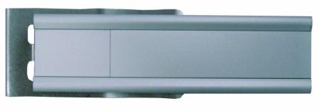 Namensschild 79x20 mm ohne Gravur für Planetstar Briefkasten