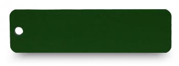 Schlüsselanhänger graviert grün